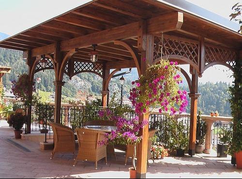 Accessori Per Gazebo In Legno.Prato Verde Outdoor Living A Calliano Tn